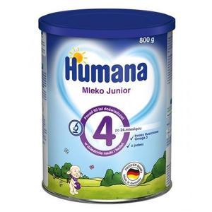 Humana, Mleko Junior 4 marki Humana - zdjęcie nr 1 - Bangla