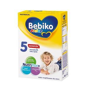 Bebiko Junior 5, Mleko NutriFlor+ marki Nutricia - zdjęcie nr 1 - Bangla