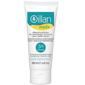 Oillan Med+, Dermatologiczny żel nawilżający do mycia ciała i skóry głowy marki Oceanic - zdjęcie nr 1 - Bangla