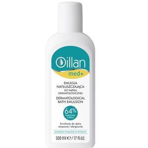 Oillan Med+, Emulsja natłuszczająca do kąpieli dermatologicznej marki Oceanic - zdjęcie nr 1 - Bangla