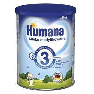 Humana, Mleko modyfikowane 3 marki Humana - zdjęcie nr 1 - Bangla