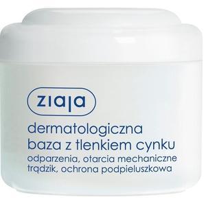 Ziaja, Dermatologiczna baza z tlenkiem cynku marki Ziaja - zdjęcie nr 1 - Bangla