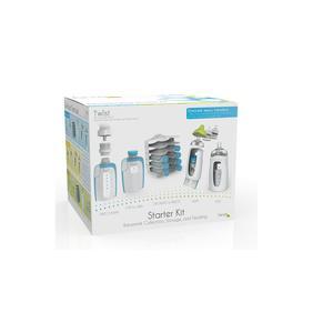 Kiinde ®Twist Starter Kit™, System do przechowywania mleka kobiecego marki Pellamama sp.z o.o. - zdjęcie nr 1 - Bangla