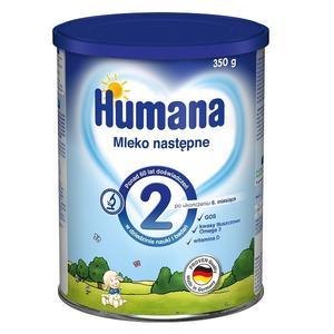 Humana, Mleko następne 2 marki Humana - zdjęcie nr 1 - Bangla