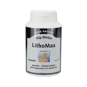 Aquamin LithoMax, Tabletki ze sproszkowanych alg morskich - Lithothamnium Calcareum marki Alg-Börje AB - zdjęcie nr 1 - Bangla