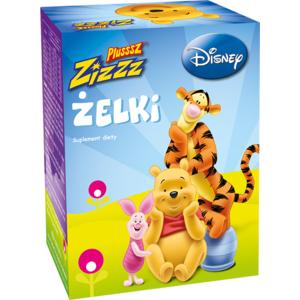 Plusssz Zizzz Żelki, żelki dla dzieci marki Polski Lek - zdjęcie nr 1 - Bangla