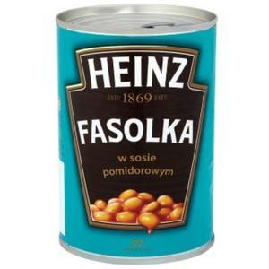 Fasolka w sosie pomidorowym marki Heinz - zdjęcie nr 1 - Bangla