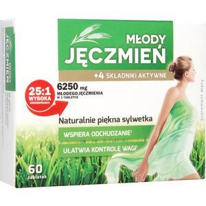 Młody Jęczmień, suplement diety wspierający odchudzanie marki Colfarm - zdjęcie nr 1 - Bangla