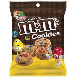 m&m's Cookies, ciasteczka marki Keebler - zdjęcie nr 1 - Bangla