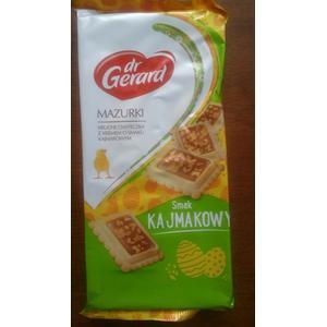 Mazurki kajmakowe, kruche ciasteczka marki Dr Gerard - zdjęcie nr 1 - Bangla