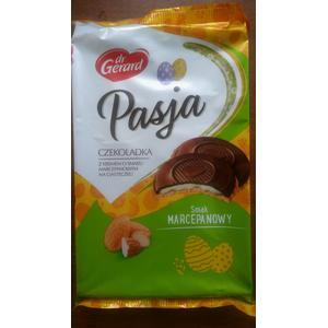 Pasja marcepanowy, czekoladka marki Dr Gerard - zdjęcie nr 1 - Bangla