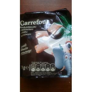 Poduszeczki z nadzieniem o smaku kokosowym marki Carrefour - zdjęcie nr 1 - Bangla
