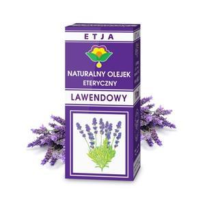 Naturalny olejek eteryczny, lawendowy marki Etja - zdjęcie nr 1 - Bangla