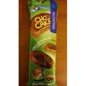 Magnetic Chocake orzechowy, wafel marki Biedronka - zdjęcie nr 1 - Bangla