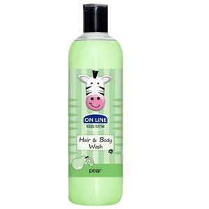 On Line Kids, Gruszkowy szampon i żel do mycia ciała marki Forte Sweden - zdjęcie nr 1 - Bangla