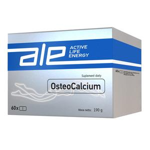 OsteoCalcium, tabletki marki ALE - zdjęcie nr 1 - Bangla