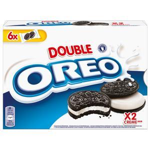 Oreo Double, ciastka marki Mondelez/Kraft Foods Group - zdjęcie nr 1 - Bangla