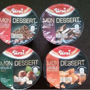 Mon Double COFFEE,CHOC,NUT,CARAMEL Dessert, desery, różne rodzaje marki Ursi - zdjęcie nr 1 - Bangla