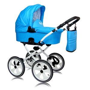 MAJESTIC, Wózek dla dziecka typu retro marki Elite Design Group - zdjęcie nr 1 - Bangla