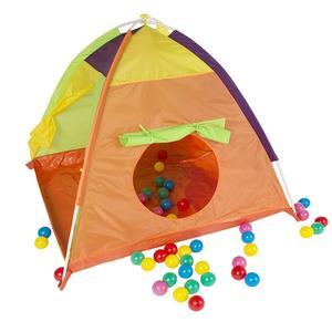 Smiki, Namiot z 50 piłeczkami marki Smyk - zdjęcie nr 1 - Bangla