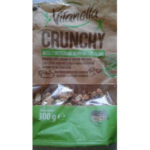 Vitanella Crunchy, różne rodzaje marki Biedronka - zdjęcie nr 1 - Bangla