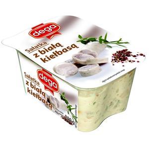 Sałatka z białą kiełbasą marki Dega - zdjęcie nr 1 - Bangla