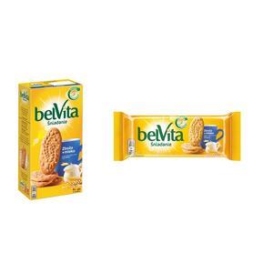 belVita, Ciastka zbożowe (zboża + mleko) marki Mondelez Polska sp. z o.o. - zdjęcie nr 1 - Bangla