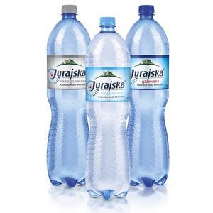 Jurajska, Woda mineralna marki Jurajska - zdjęcie nr 1 - Bangla