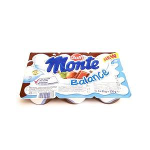 Monte Balance, Deser mleczny z czekoladą i orzechami marki Zott - zdjęcie nr 1 - Bangla
