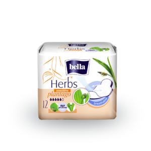 Bella Herbs, Supercienkie podpaski wzbogacone babką lancetowatą marki Bella - zdjęcie nr 1 - Bangla