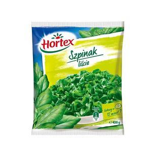 Hortex, Mrożony szpinak liście marki Hortex - zdjęcie nr 1 - Bangla