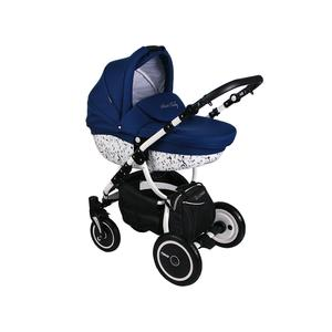 Lonex Sweet Baby 2016, wózek dziecięcy wielofunkcyjny 2w1 lub 3w1 marki Lonex - zdjęcie nr 1 - Bangla
