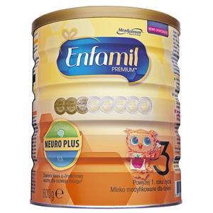 Enfamil Premium 3, Mleko modyfikowane marki Mead Johnson Nutrition - zdjęcie nr 1 - Bangla