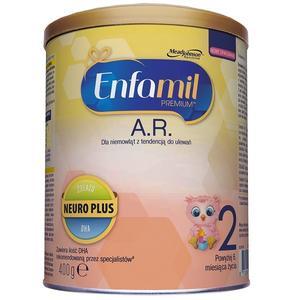 Enfamil Premium A.R. 2, Mleko wstępnie zagęszczone marki Mead Johnson Nutrition - zdjęcie nr 1 - Bangla