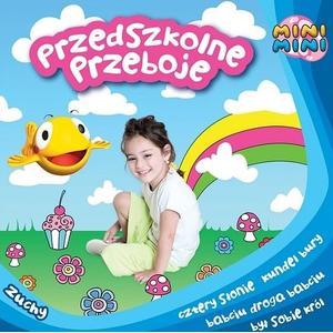 MiniMini, Przedszkolne przeboje - Zuchy (płyta CD) marki Magic Records - zdjęcie nr 1 - Bangla
