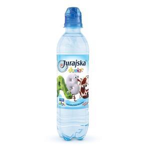 Jurajska Junior, Naturalna woda mineralna dla dzieci marki Jurajska - zdjęcie nr 1 - Bangla