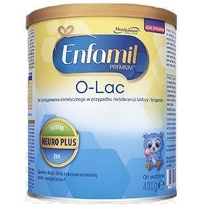 Enfamil Premium O-Lac, Produkt dietetyczny dla dzieci z nietolerancją laktozy marki Mead Johnson Nutrition - zdjęcie nr 1 - Bangla