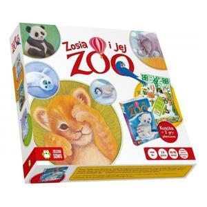 Zielona Sowa, Zosia i jej ZOO (gra planszowa) marki Wydawnictwo Zielona Sowa - zdjęcie nr 1 - Bangla