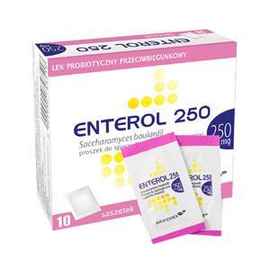 Enterol, 250 mg, proszek, lek przeciwbiegunkowy marki Biocodex - zdjęcie nr 1 - Bangla