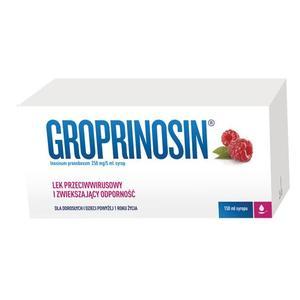 Groprinosin, lek zwiększający odporność marki Gedeon Richter - zdjęcie nr 1 - Bangla