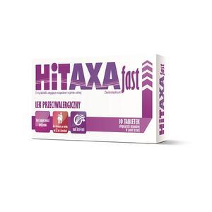 HiTAxa Fast, Lek przeciwalergiczny marki Adamed - zdjęcie nr 1 - Bangla