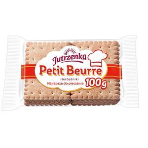 Petit Beurre, Herbatniki do pieczenia marki Jutrzenka - zdjęcie nr 1 - Bangla