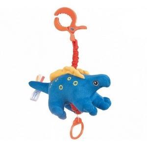 Canpol Babies, Pluszowa zabawka z pozytywką Dinozaur marki Canpol babies - zdjęcie nr 1 - Bangla