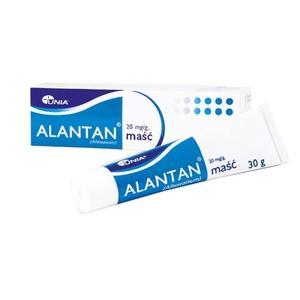 Unia, Alantan maść marki Unia - zdjęcie nr 1 - Bangla