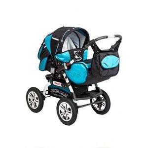 Capri, wózek wielofunkcyjny marki Skrzat - zdjęcie nr 1 - Bangla