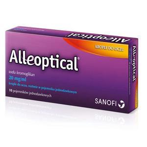 Alleoptical, Krople do oczu marki Sanofi Aventis - zdjęcie nr 1 - Bangla