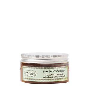 Soft, Savon Noir A l`Eucalyptus (Mydło z eukaliptusem) marki L'Orient - zdjęcie nr 1 - Bangla