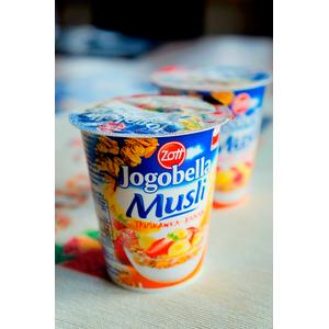 Jogobella Musli, jogurt owocowy z dodatkami marki Zott - zdjęcie nr 1 - Bangla