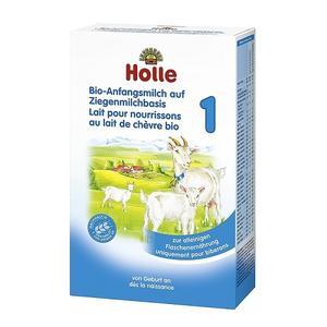 BIO, Ekologiczne mleko początkowe 1 na bazie mleka koziego marki Holle baby food GmbH - zdjęcie nr 1 - Bangla