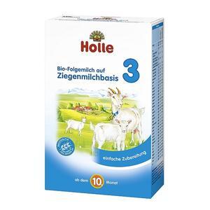 Holle, Ekologiczne mleko następne na bazie mleka koziego 3 marki Holle baby food GmbH - zdjęcie nr 1 - Bangla